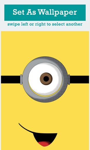 cute minions wallpaper android informer hello