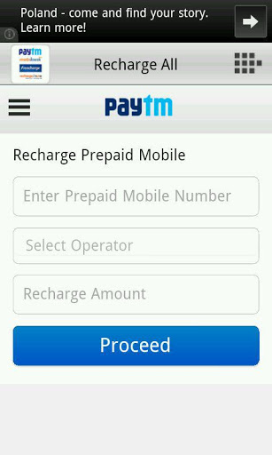 All in One Mobile Recharge - Mobile Recharge App - Apps on ...