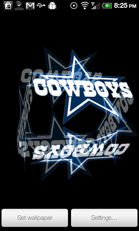 pics photos dallas cowboys live wallpaper android sports