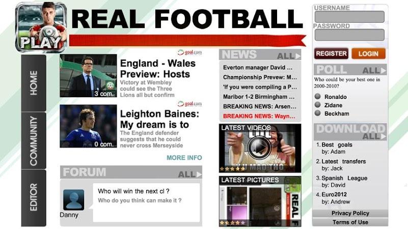 game real football 2012 waptrick free