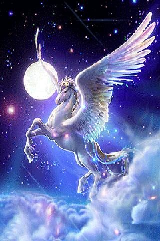 unicorn clouds live wallpaper android informer in this