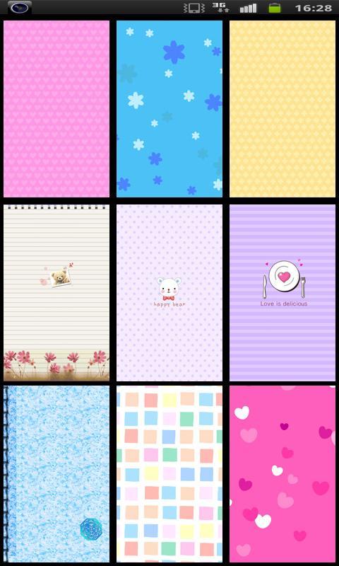messenger wallpaper gallery