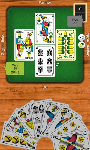 schweizer kartenspiel