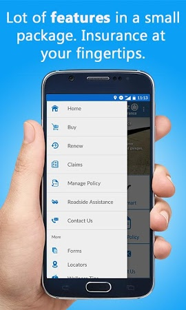 Insurance Wallet Android Informer Bajaj Allianz Gic Ltd