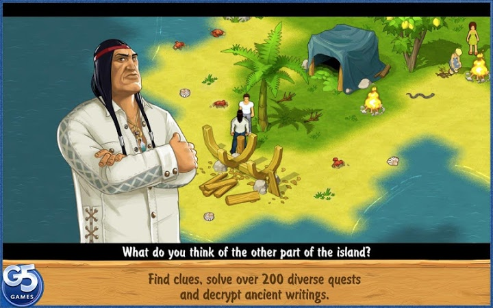 The island castaway 174 full android informer the immersive free