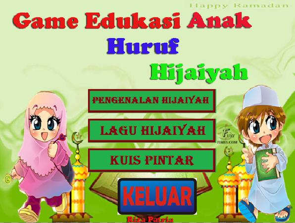 Image Result For Download Game Edukasi Anak Huruf Hijaiyah