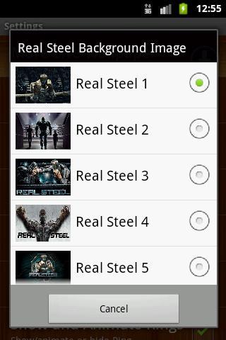 Real Steel 2 Wallpaper