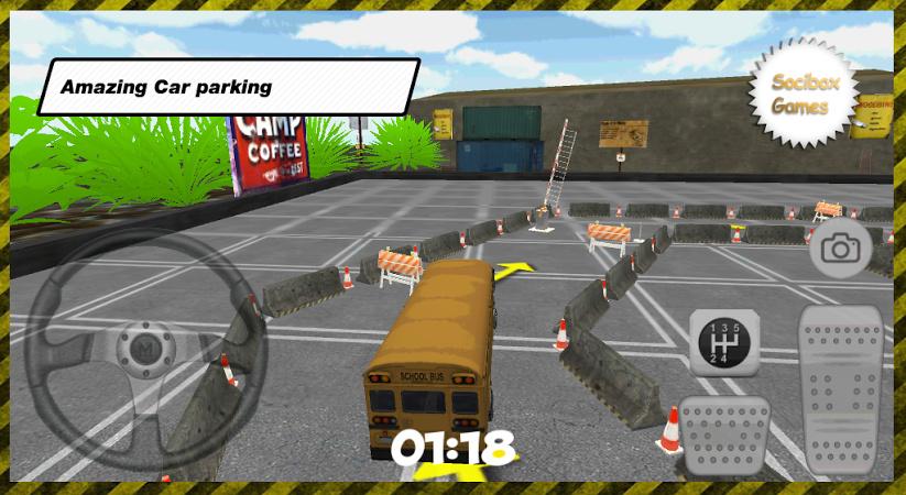 скачать игры на пк парковка