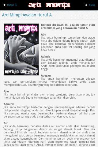 Image Result For Arti Mimpia