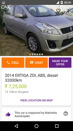 OLX 4 2 for Android - Download app for free