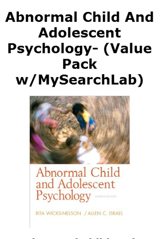 adolecent psychology
