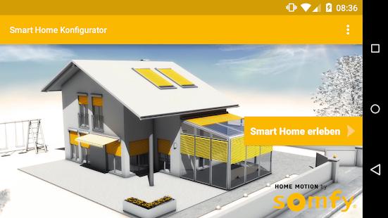 somfy smart home konfigurator free download. Black Bedroom Furniture Sets. Home Design Ideas