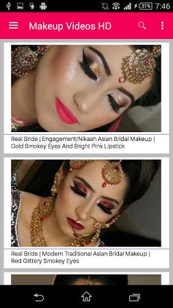 Bridal Makeup Videos HD Free Download - modiface lakme makeup video