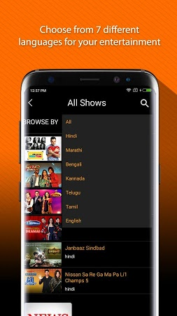 ZEE5 11 2 90 for Android - Download app for free