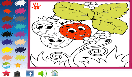Kids Coloring Games Free Download