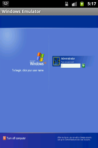 Windows xp emulator for android apk download