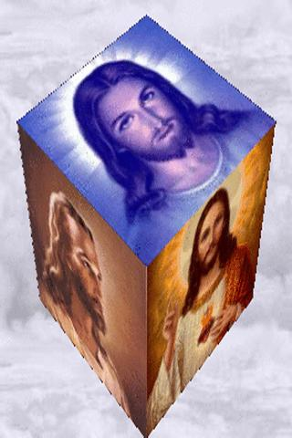 Jesus 3d Cube Live Wallpaper Free Download Customlwpjesusskyd