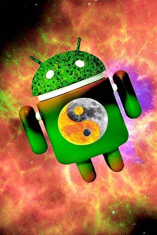 Android Logo Wallpaper Telechargement Gratuit Superapp Fine An