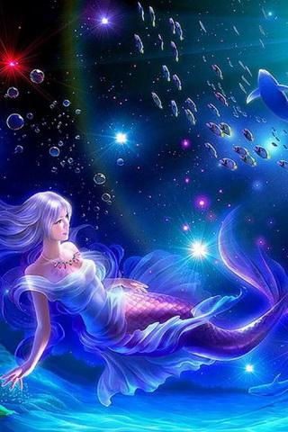 Magic Touch 3D Mermaid Water Free Download