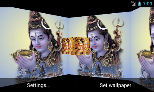 Shiv Shankar 3d Live Wallpaper Apk For Android Free Download On Droid Informer