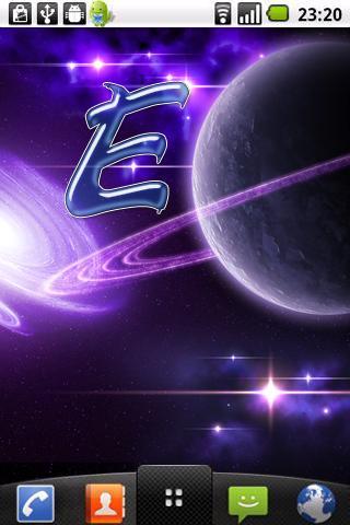 Alphabet Letter E Sticker Free Download