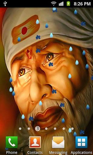 Shirdi Sai Baba Live Wallpaper Free Download Parindeyappssaibaba