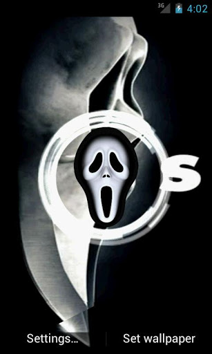 Scream Mask Live Wallpaper Descarga Gratis Themesoftscream