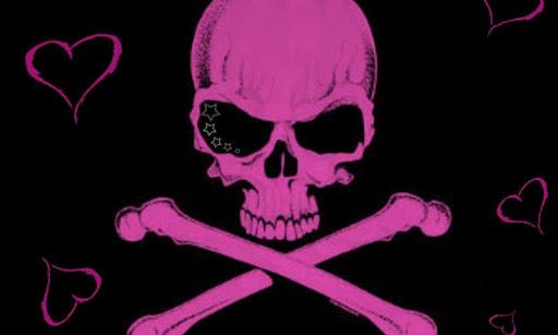 Girly skull wallpapers free download digimediarlyskulls voltagebd Images