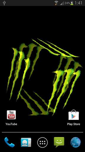 Monster Energy 3D Wallpaper Free Download