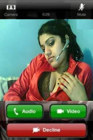 A free video chat