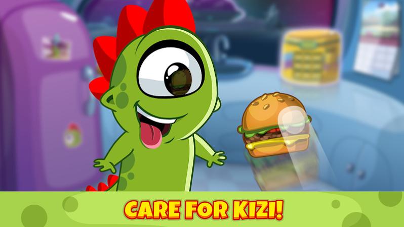 Mi Kizi Mascota Virtual Descarga Gratis Air Funtomic Mykizi