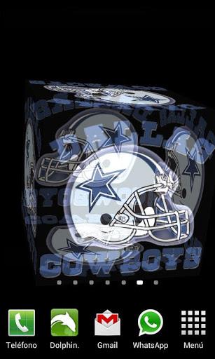 3D Dallas Cowboys Live Wallpaper Free Download