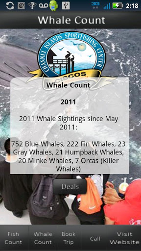 Ciscos fish counts free download for Cisco s sportfishing fish count