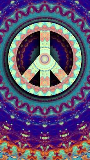 Peace Sign Live Wallpaper Free Download